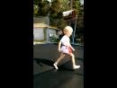 наша спортивная малявочка