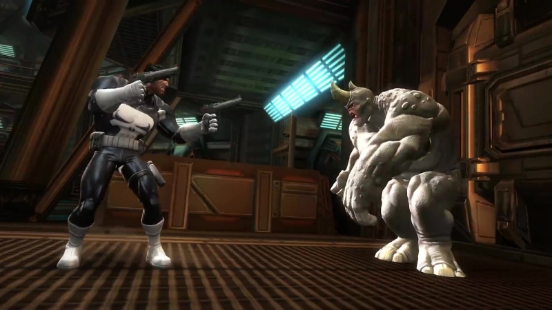 Punisher (Каратель) | Marvel Contest of Champions