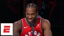 Kawhi Leonard media day press conference (with Kawhi laugh) | NBA Media Day | ESPN