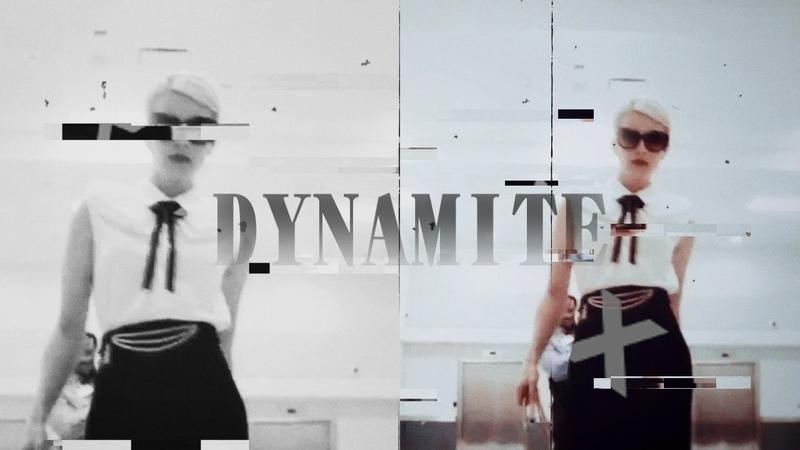 ► DYNAMITE [multifandom]