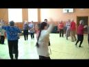 Хороводно игровая программа в ДЦ Цветники 14 03 2018 г с участием клуба Тонус