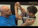 PARANORMAL OFİS 780 Tevbe i Sayik TAVUK HAREKETİ YAPAN ÇOCUK otizm araştırmaları 6k47