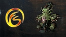 The Hobby Table - How To Quickly Paint Foetid Bloat Drones Warhammer 40k Firestorm Games