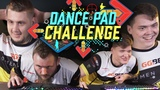 NaVi CS:GO Dance Pad Challenge - HyperX Moments