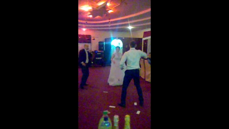 Свадьба 💒 Кристины и Серёжи, 30.12.2017