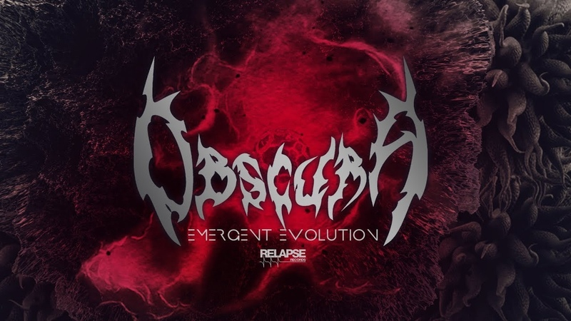 OBSCURA Emergent Evolution Official Audio