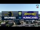 Brisbane Global 10s 2018 -Brumbies - Hurricanes