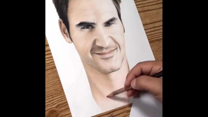 Federer_portret