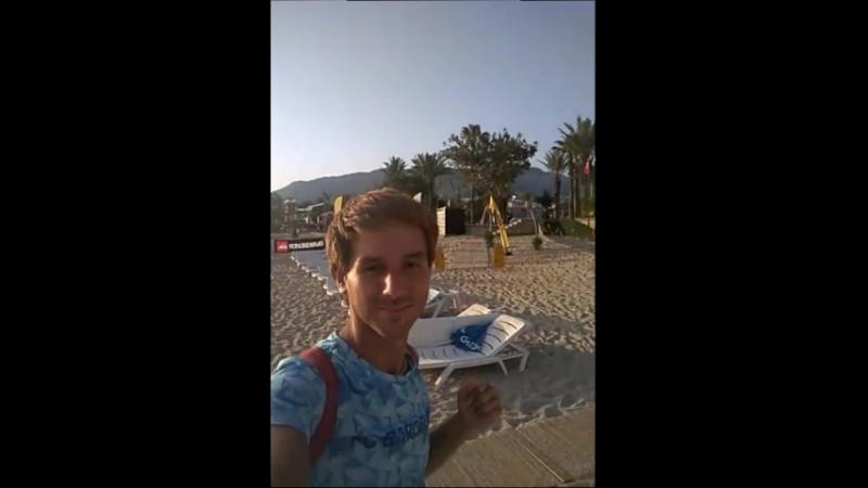 в алании на пляже вокруг VID_20180418_183626