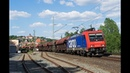 Zug um Zug auf der Frankenwaldbahn - 18 201, TXL, Raildox, ÖBB uvm.