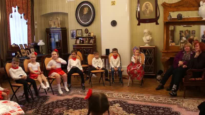 Дом ветеранов сцены им. М.Г. Савиной