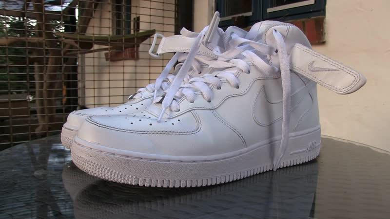 Женские кроссовки Nike Air Force 1 '07 SE Moto Черные
