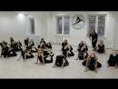 Видео-урок II-семестр май 2018г. - филиал Червишевский, Современная хореография, гр.11-17