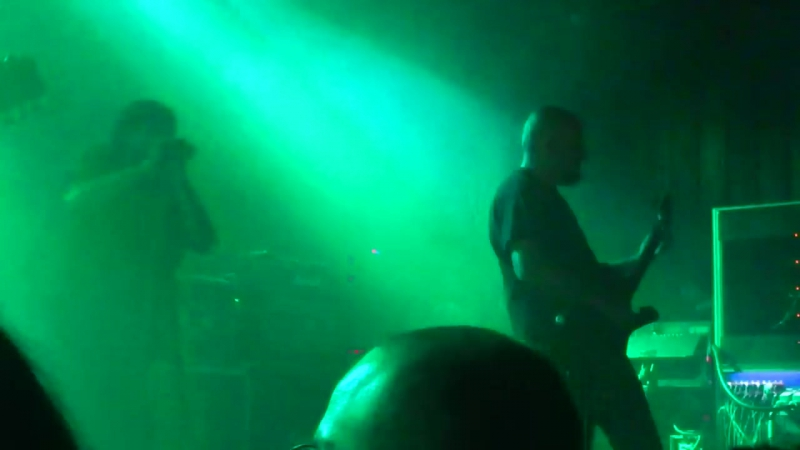 Six Feet Under @ Backstage - Munich - Decency Defied - 14-12-2017