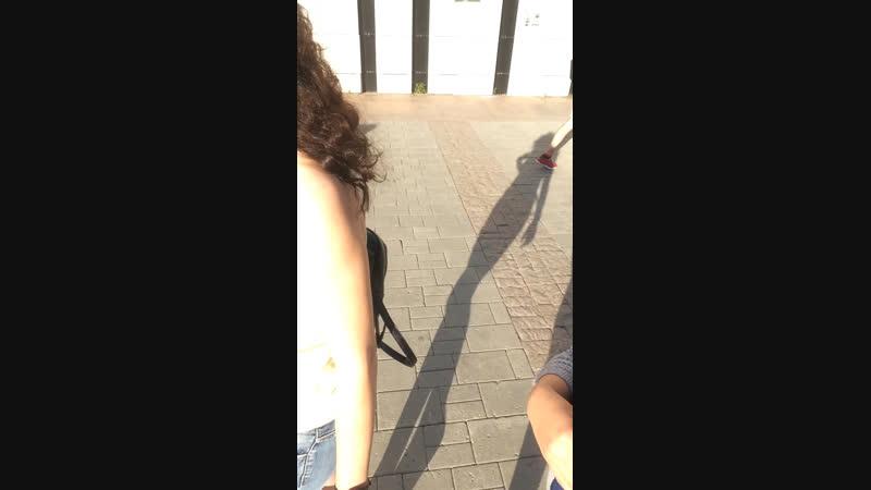 Моя Алисена ☺️ Лето 2018 и мы гуляем☺️💝👭👩❤️👩💋