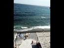 Пляже