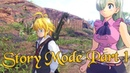 The Seven Deadly Sins: Knights of Britannia - Story Mode Walkthrough Part 1 | 七つの大罪 ブリタニアの旅人 (HD)