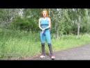 Утренняя гимнастика с Катериной Буйда! Упражнения для мышц ног _ Тренировка №10 .mp4