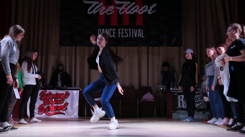 Hit The Floor vol.4 Sveta Orlova judge showcase
