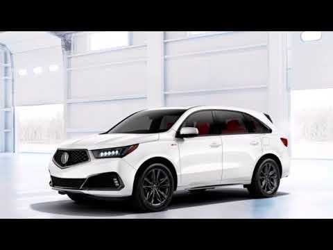 2019 Acura MDX A Spec