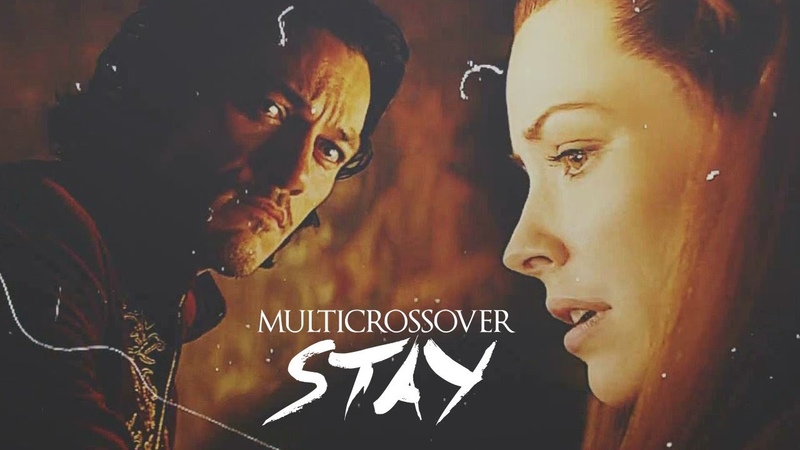 ❖ Multicrossover | Stay (Cr0ss0ver Studios)