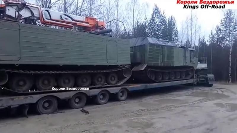 """ВЕЗДЕХОД ДТ-30 """"ВИТЯЗЬ"""""""