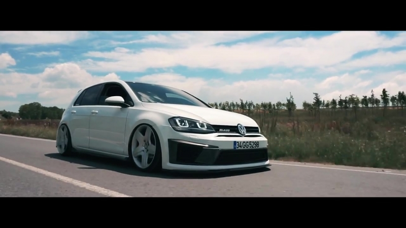 Bagged MK7 TR   Perfect Stance