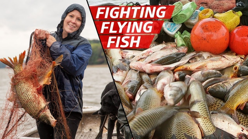 How Fisherman Are Fighting to Control the Asian Carp Population How to Make It
