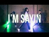 Omarion Feat. Rich Homie Quan - I'm Sayin Sky J CHOREOGRAPHY