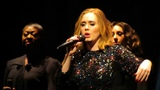 Adele Send My Love To Your New Lover O2 Arena London 21st March 2016