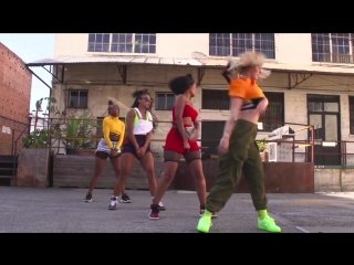 Rudimental & major lazer — let me live (feat. anne-marie & mr. eazi) [dance video]
