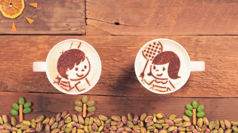 Трогательная история жизни двух чашек кофе