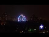 Обновленное колесо обозрения в Парке Горького Перми