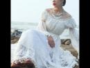 Шикарное кружевное бохо - платье от MOK
