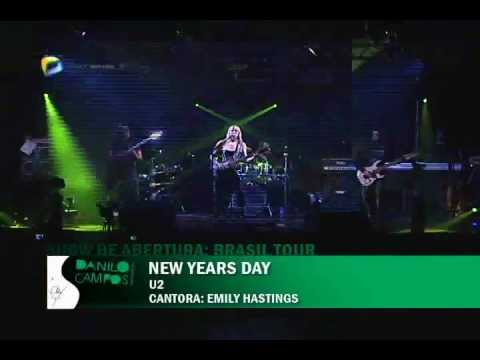 New Years Day (All rights reserved to U2) Emily Hastings Show LIVE