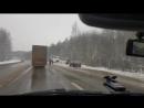 Семь человек пострадали в жёстком ночном ДТП в Смоленской области