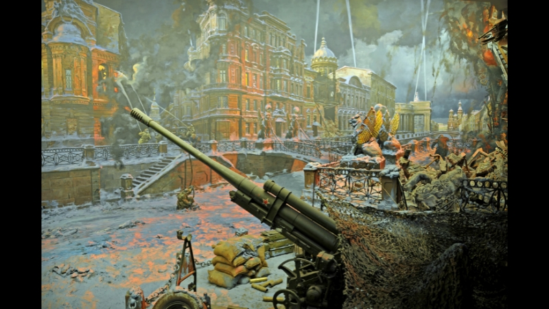 The Siege of Leningrad began on September 8, 1941 and lasted 872 days, claiming 1.5 million lives. The residents trapped in the
