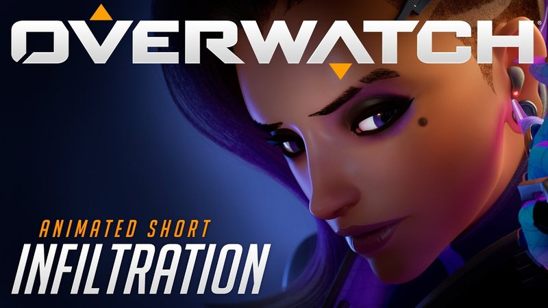 Overwatch Animated Short   Infiltration