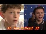 Мстители: Война Бесконечности - Как менялись Роберт Дауни-мл. и Том Холланд / Avengers:Infinity War - Spider-Man And Iron Man