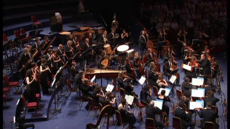 Lully: Le bourgeois gentilhomme Rameau: Les Indes galantes (Overture Dances BBC Proms 2013)