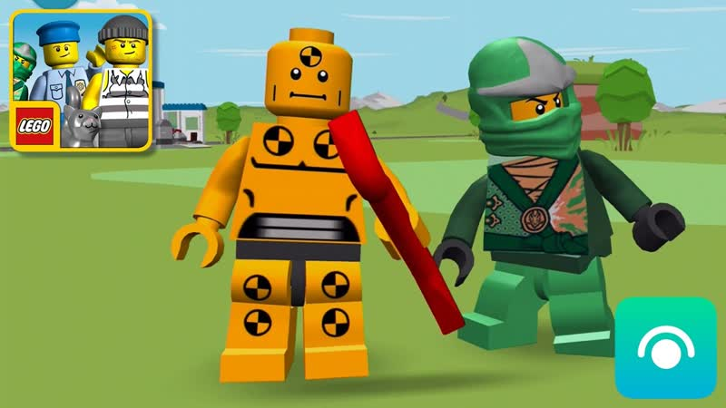 LEGO Juniors Quest - Gameplay Walkthrough (iOS, Android) - (aneka.scriptscraft.com) 720p