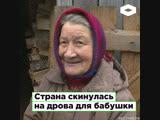 Бабушке из Вологодской области помогли всей страной ROMB