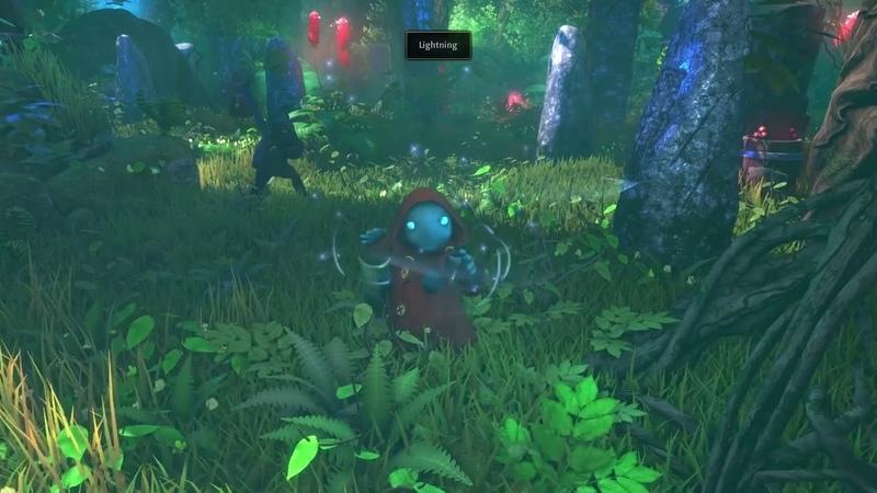 Druidstone: The Secret of the Menhir Forest - официальный трейлер