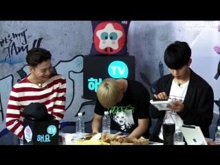 B.A.P Private Live | 1 серия (s1 ep1) - That's My Jam [рус.саб]