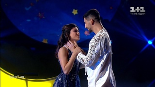 Michelle Andrade і Дмитро Жук – Контемпорарі - Танці з зірками. 5 сезон