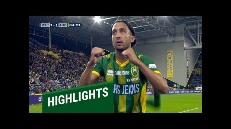 Samenvatting Vitesse - ADO Den Haag (22-09-2018)