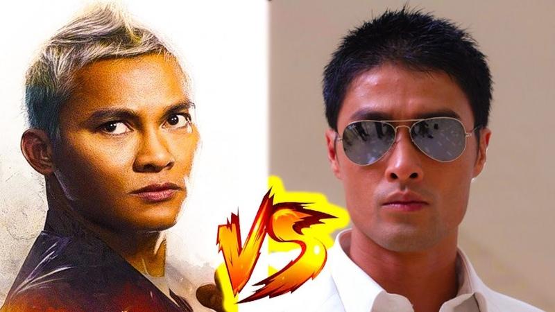 Tony Jaa vs Johnny Tri Nguyen