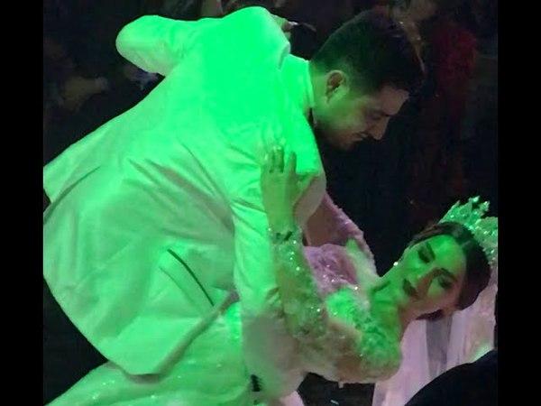 Bey ve Gelin reqsi 2018 - Heyatimin qadini ( DJGUGU_BAKU , Oguz - Azerbaijan )