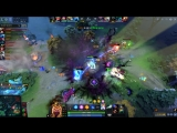 Sumiya Invoker God PA Mid Players dont Learn Destroyed Epic Combo Dota 2