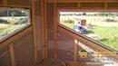 Контр обрешетка под вагонкой в каркасных домах и банях